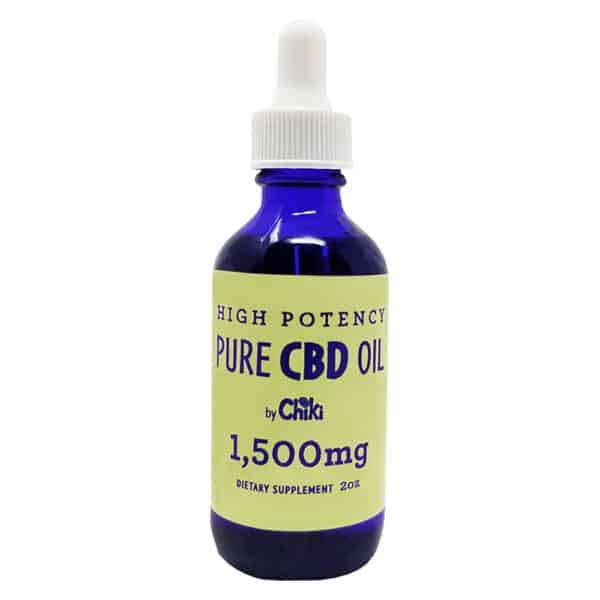 chiki buttah cbd oil
