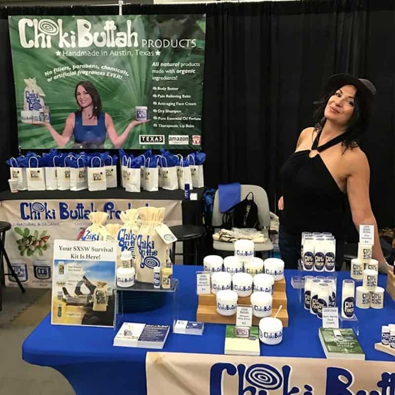 Chiki Buttah Organic CBD