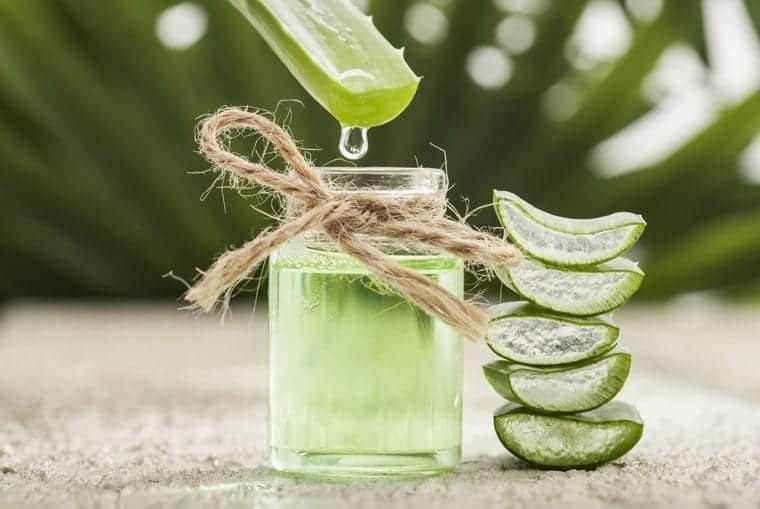 Chiki Buttah Organic Products Aloe Vera