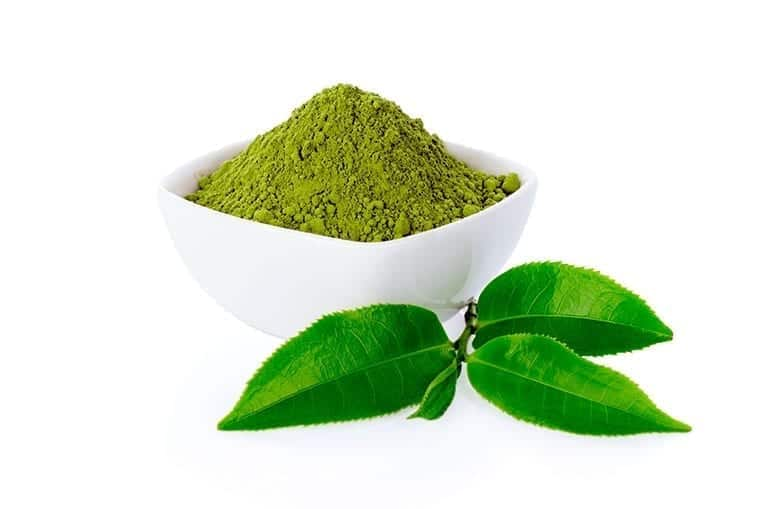 Chiki Buttah Organic Products Green Tea Extract